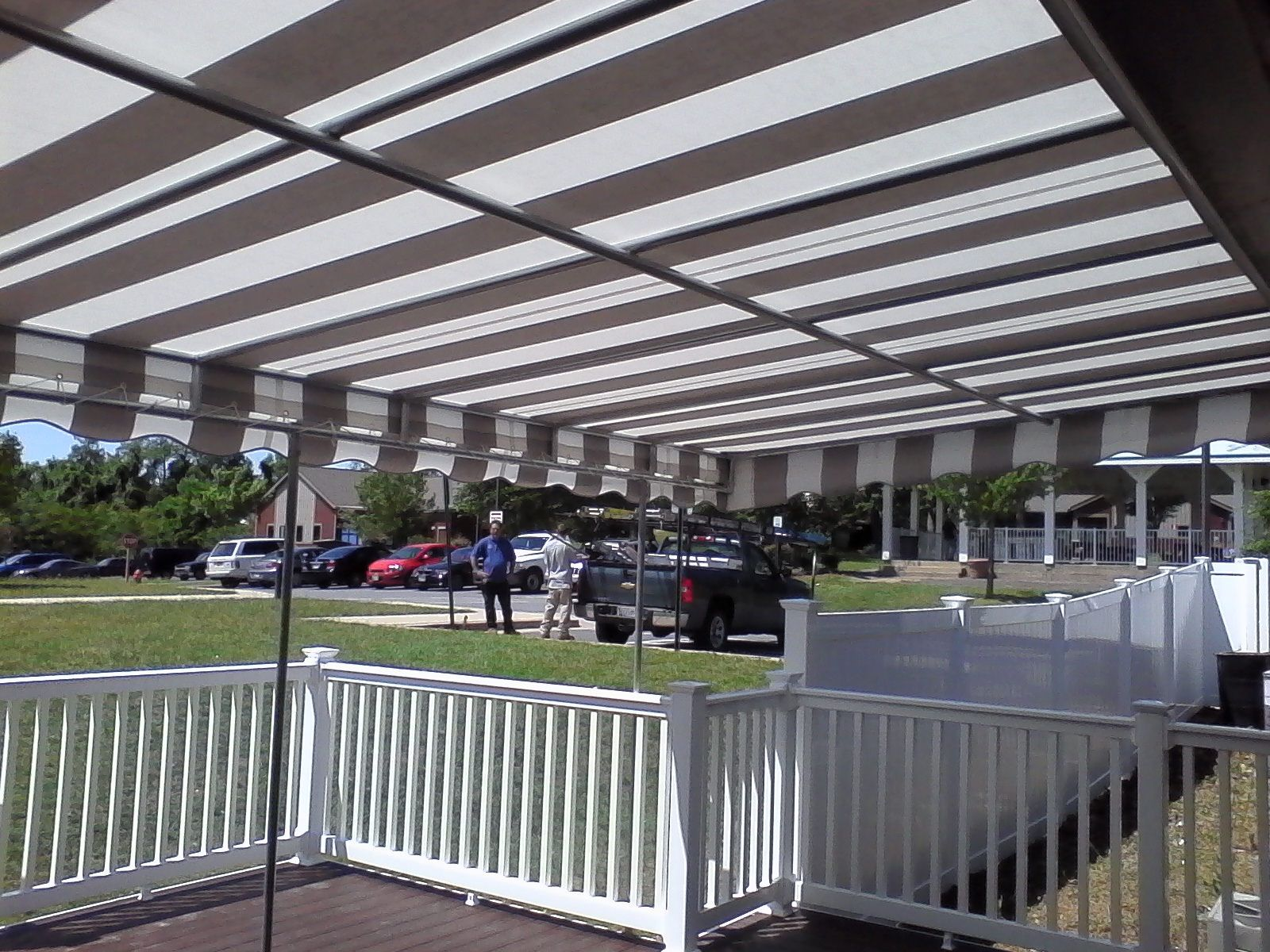 Https Flic Kr Ps Tbr6x Hoffmanawning S Photostream Patio Awning Awning Porch Patio