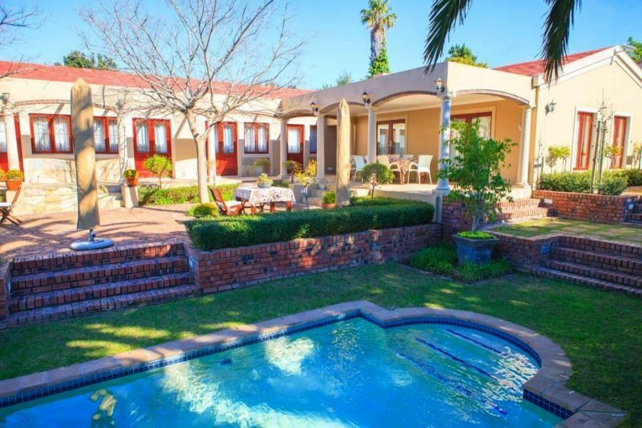 French doors allow for private access to the manicured garden and pool area The French doors allow for private access to the manicured garden and pool area  Find this hom...