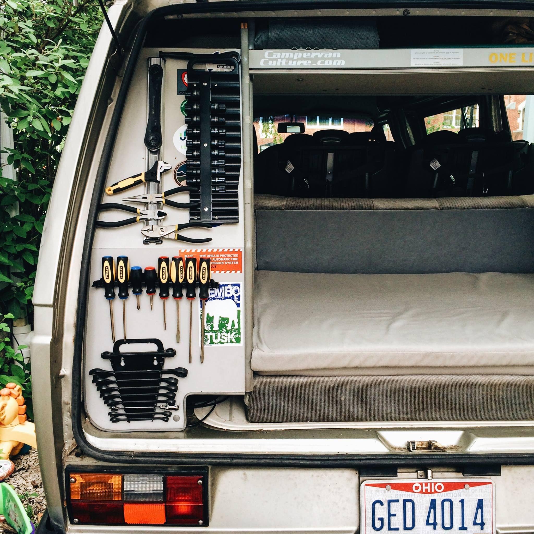 Volkswagen bus vanagon take a look volkswagon new interior run and - Campervan Interior