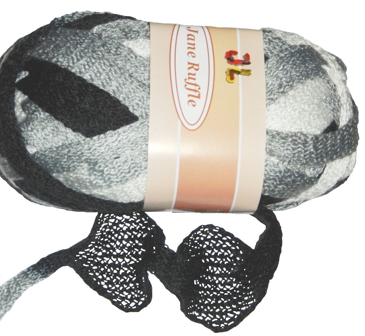 Jane Ruffle Frilly Mesh Net Style Yarn 404 Stuff To Buy