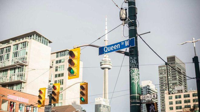 What To Do In Toronto S Queen West Neighborhood Canada Travel Travel Pinterest Toronto
