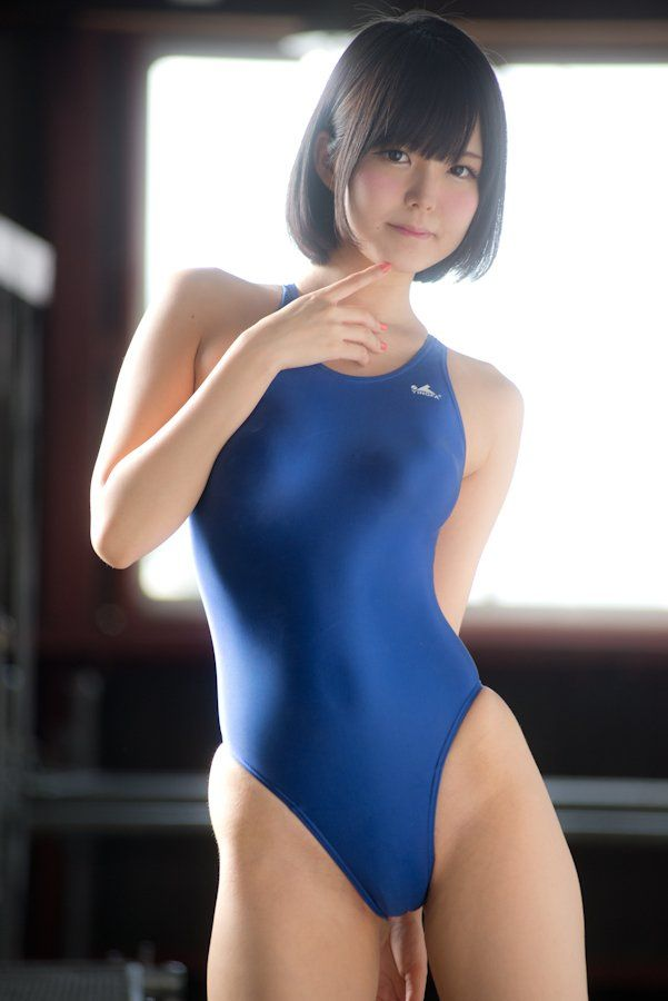 And Asian girls in spandex attractively