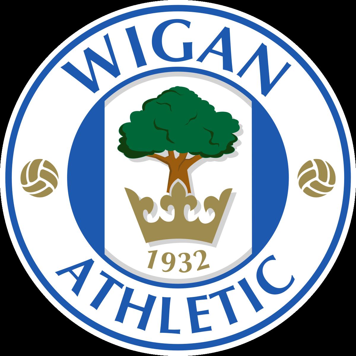Wigan Athletic Logo EFL Championship (England) | English