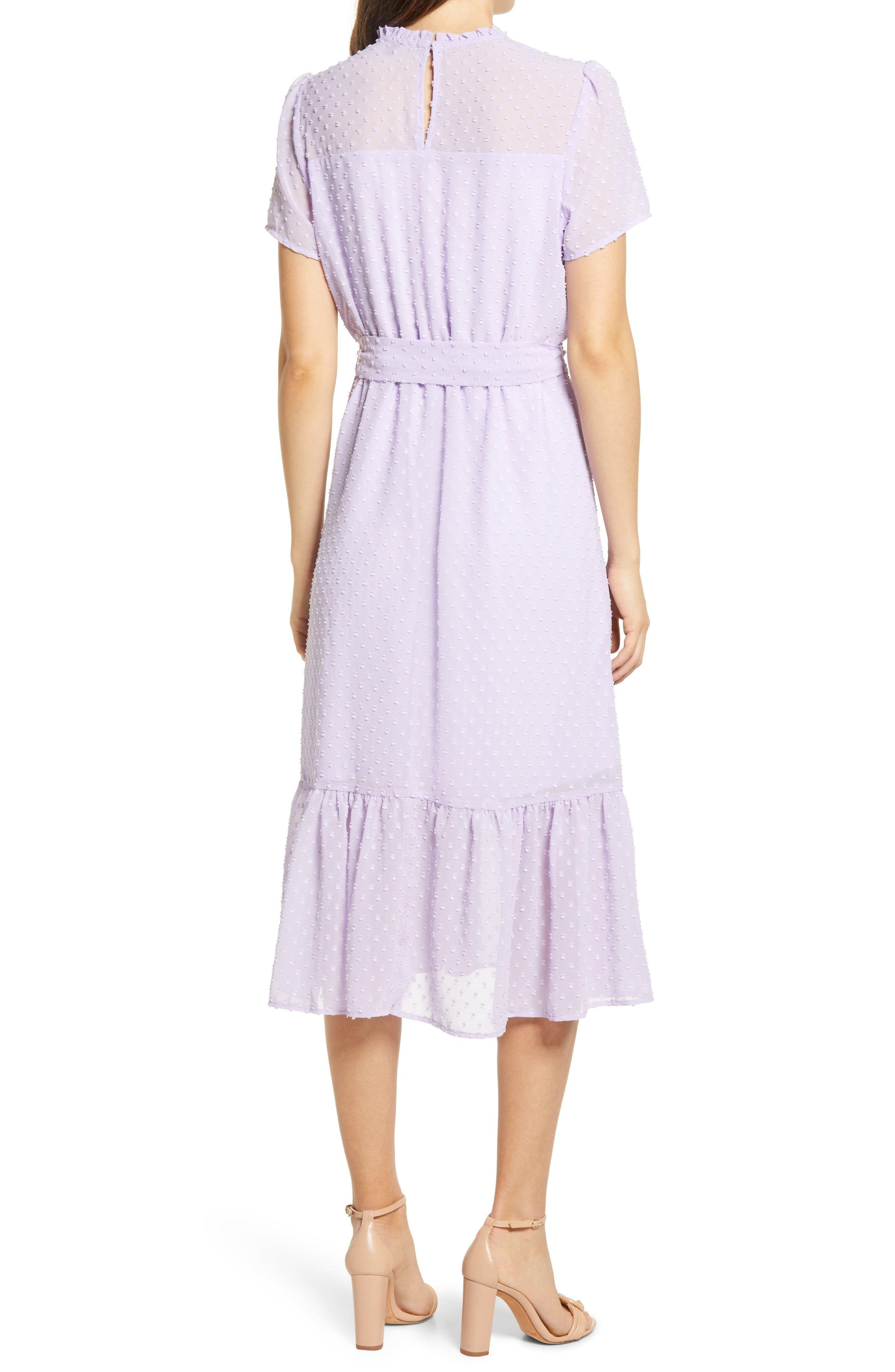 Gibsonlook Belted Swiss Dot Midi Dress Nordstrom In 2021 Clothes For Women Midi Dress Dresses [ 4048 x 2640 Pixel ]