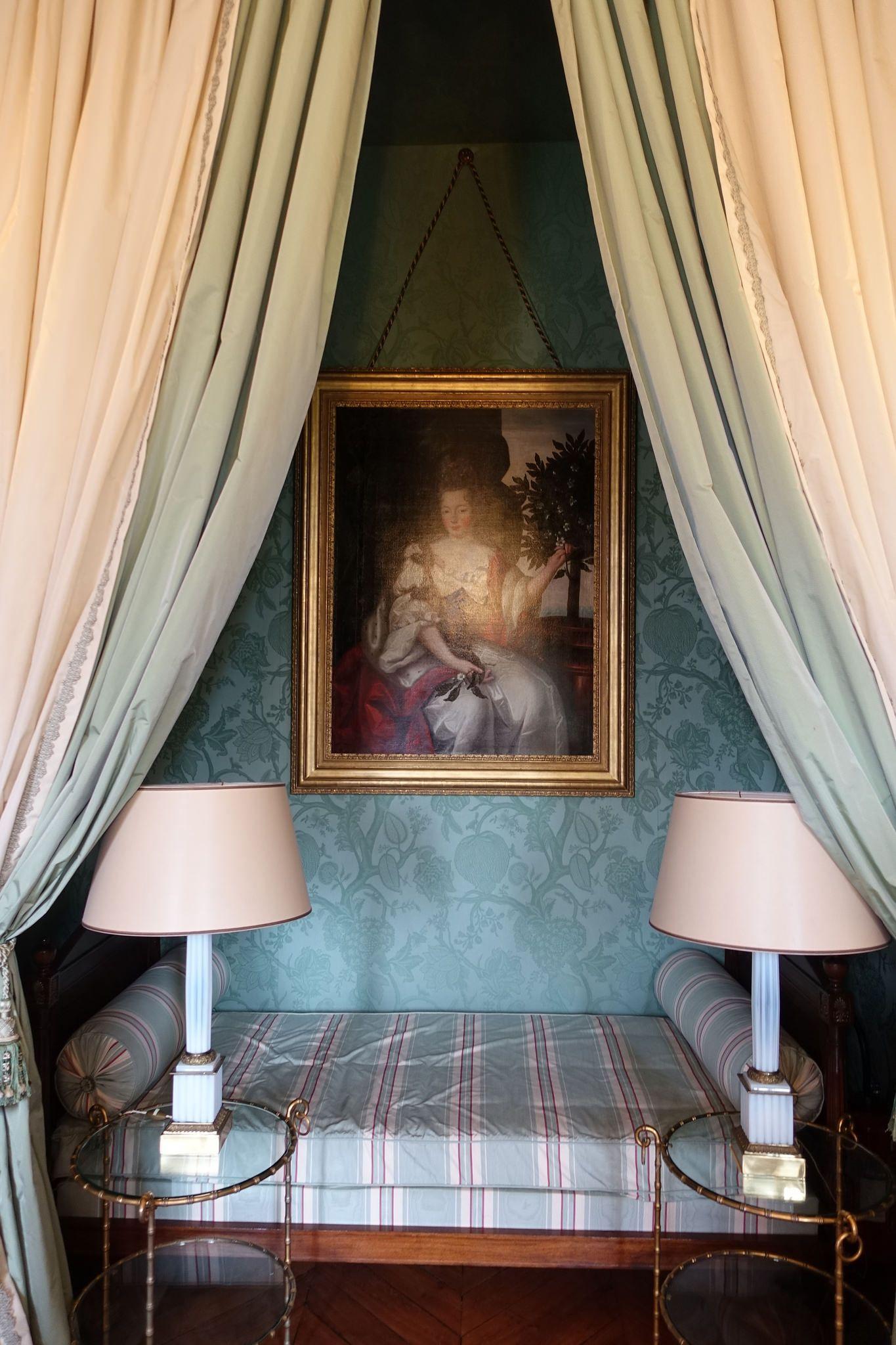 Internal Affairs Interior Designers: Chambre De La Reine @ Quai D'Orsay @ Ministry Of Foreign
