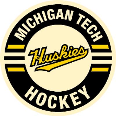 Michigan Tech Huskies Hockey Google Search Michigan Tech Hockey Logos College Hockey