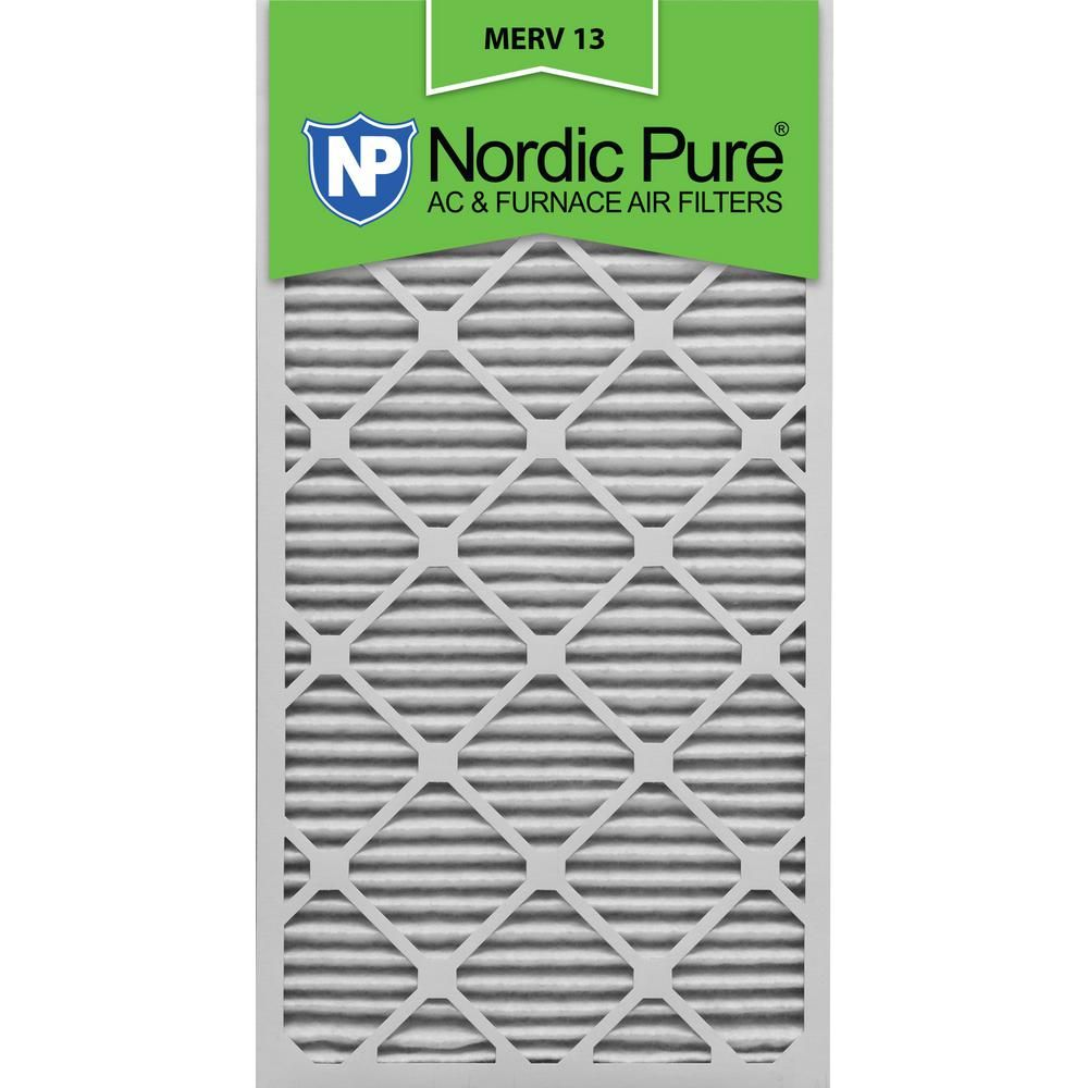 Nordic Pure 14 In X 30 In X 1 In Ultimate Pleated Merv 13 Fpr 10 Air Filter 3 Pack In 2020 Furnace Filters Air Filter Air Filter Sizes