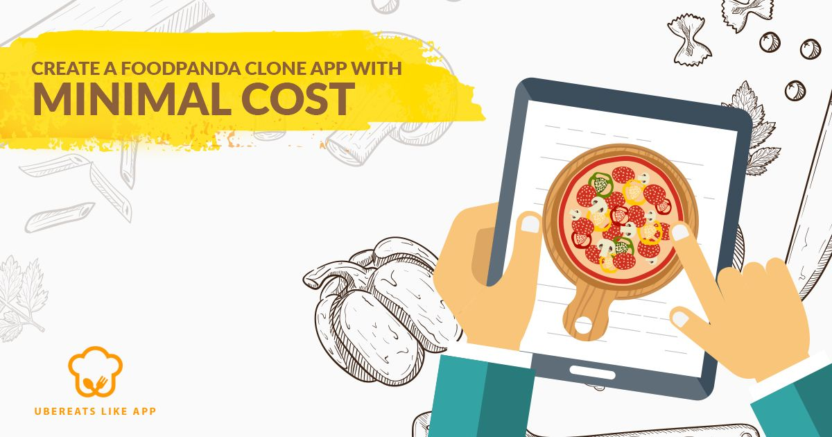 Foodpanda Clone is All-In-One suite for food delivery  The Foodpanda