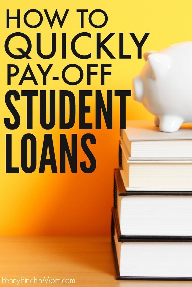 How to pay off your student loans more quickly with