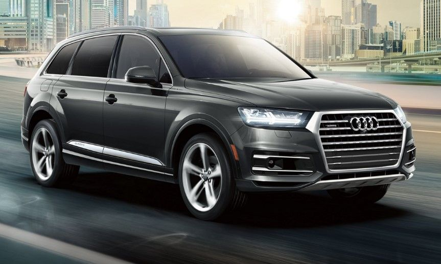 Audi Q7 2020 Audi Q7 Audi Audi Dealership