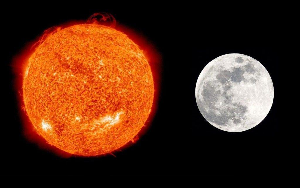 تفسير رؤية الشمس والقمر مجتمعين في المنام موسوعة Celestial Bodies Celestial Photo