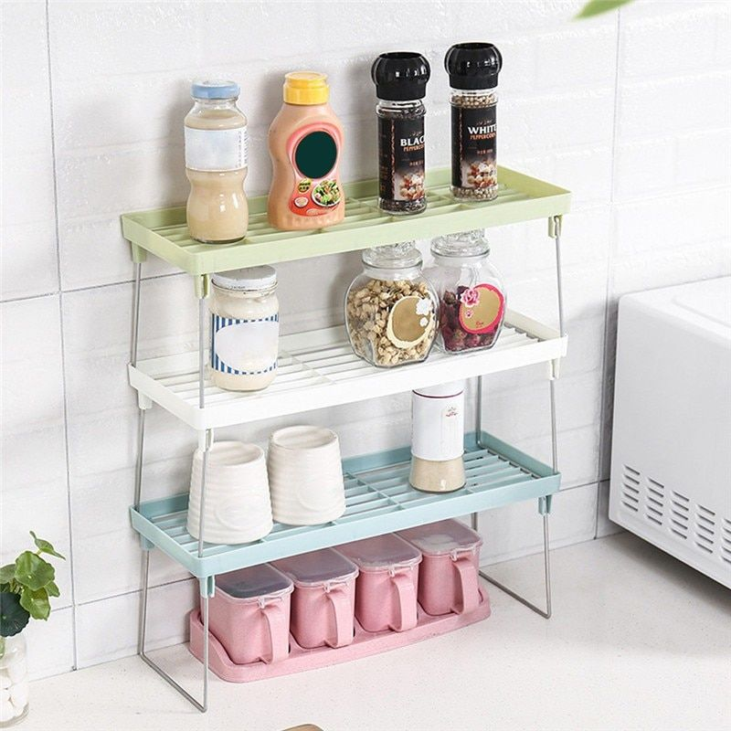 Pin On Countertop Organizer