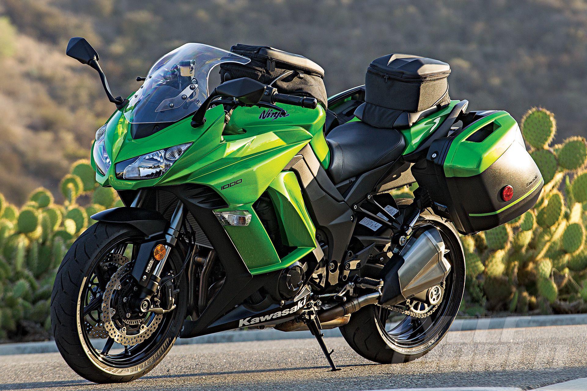 Kawasaki Ninja 1000 Abs Long Term Test Intro Review Specifications