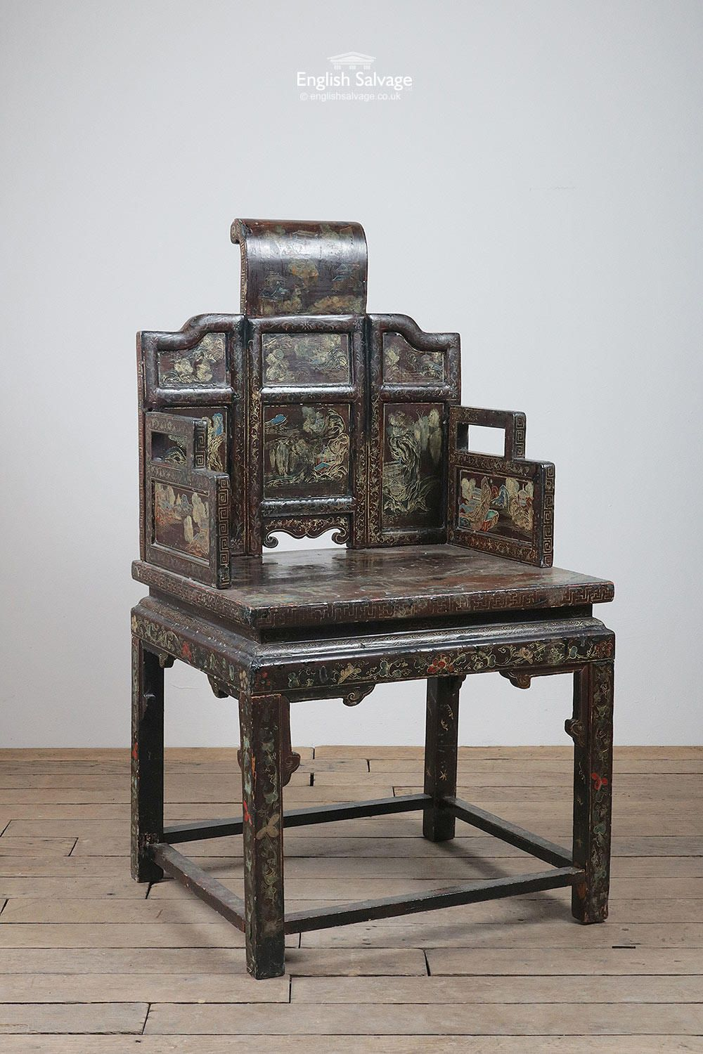 Chinese Qing Dynasty Chair Available Now Click The Link Above For Full Description And To View A Architectural Salvage Vintage Interiors Antiques