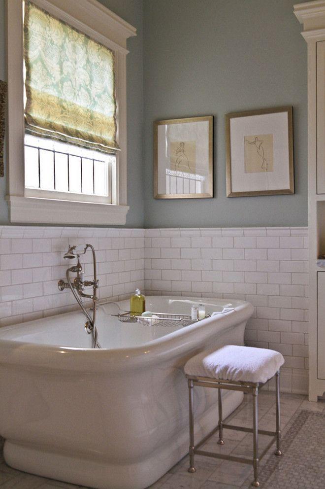 Why You Should Trim Your Home In White Rustic Master Bathroom Modern Farmhouse Bathroom Bathroom Remodel Master