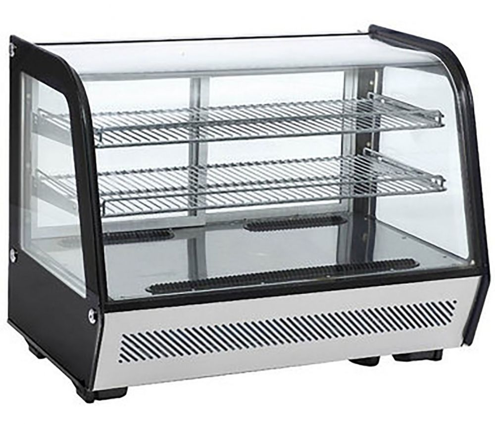 Black Diamond Bdrctd 120 28 Refrigerated Countertop Display Case