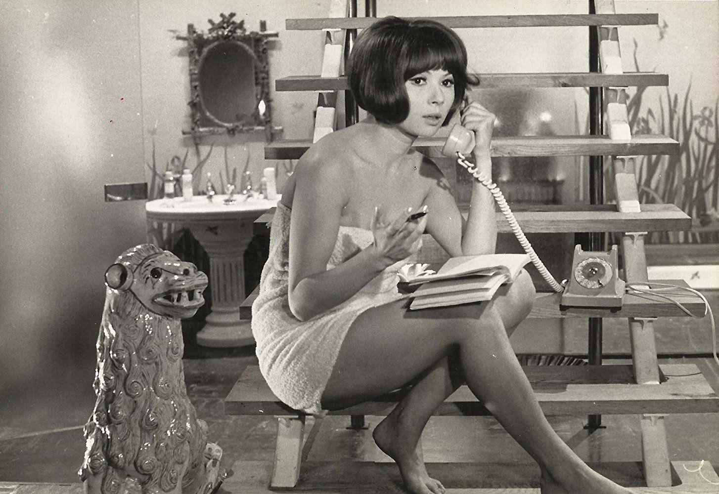 Dany Carrel Nude Photos 80