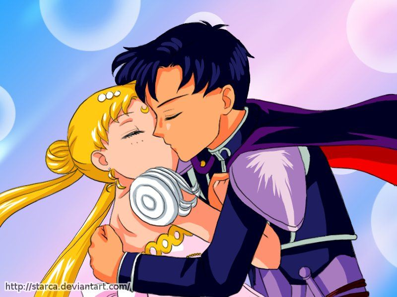 Serena and Darien images Serenity and Endymion wallpaper and ...