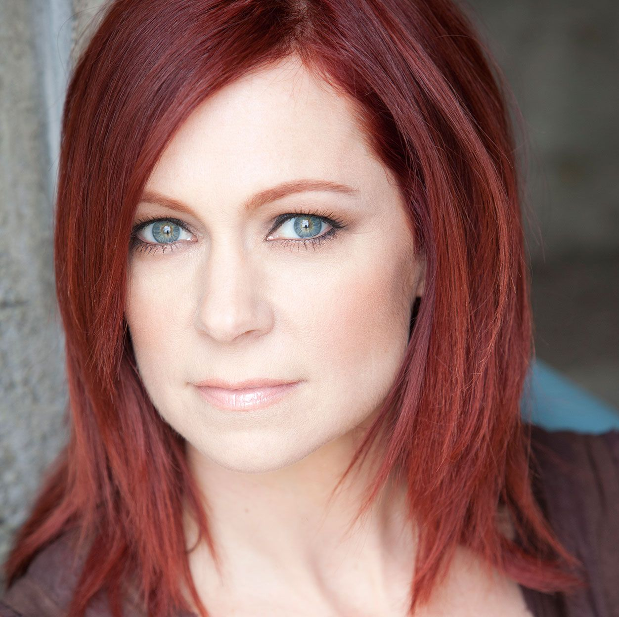 Catching Up With Carrie Preston Preston Carrie And Red Hair
