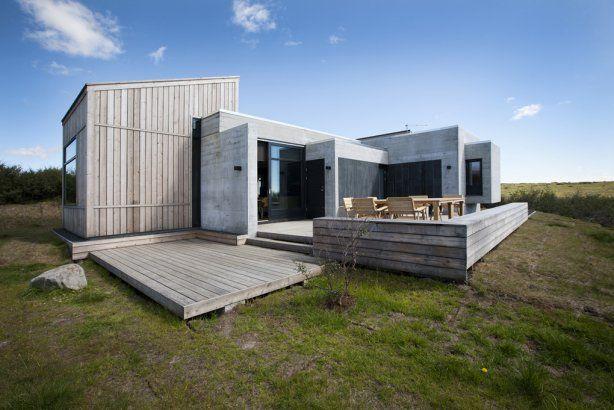 Brekkuskógur Cottages Iceland Arkibúllan Arkitektar Hús