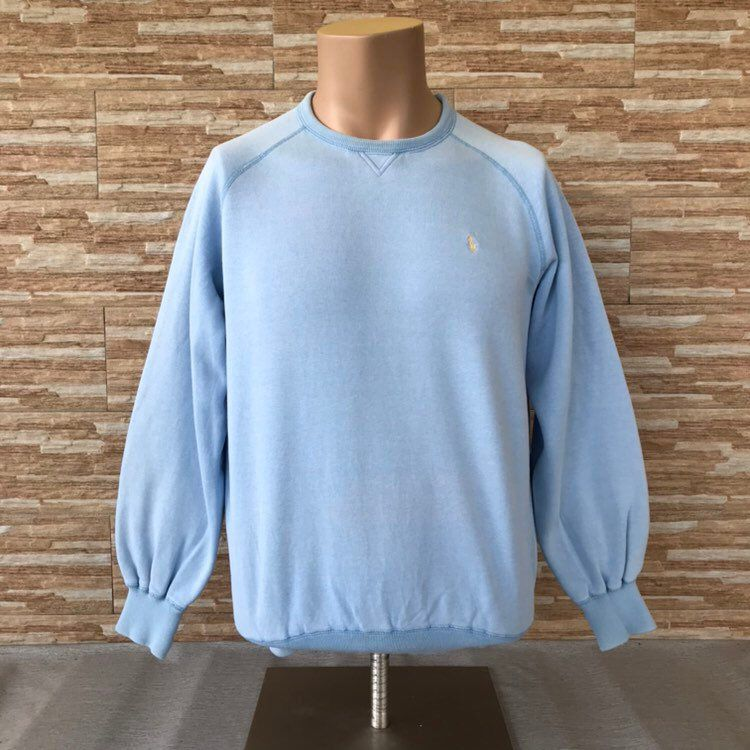 Excited To Share The Latest Addition To My Etsy Shop Vintage 90s Polo By Ralph Lauren Small Pony Embroidery Sweat Clothes Sweatshirts Ralph Lauren Sweatshirt