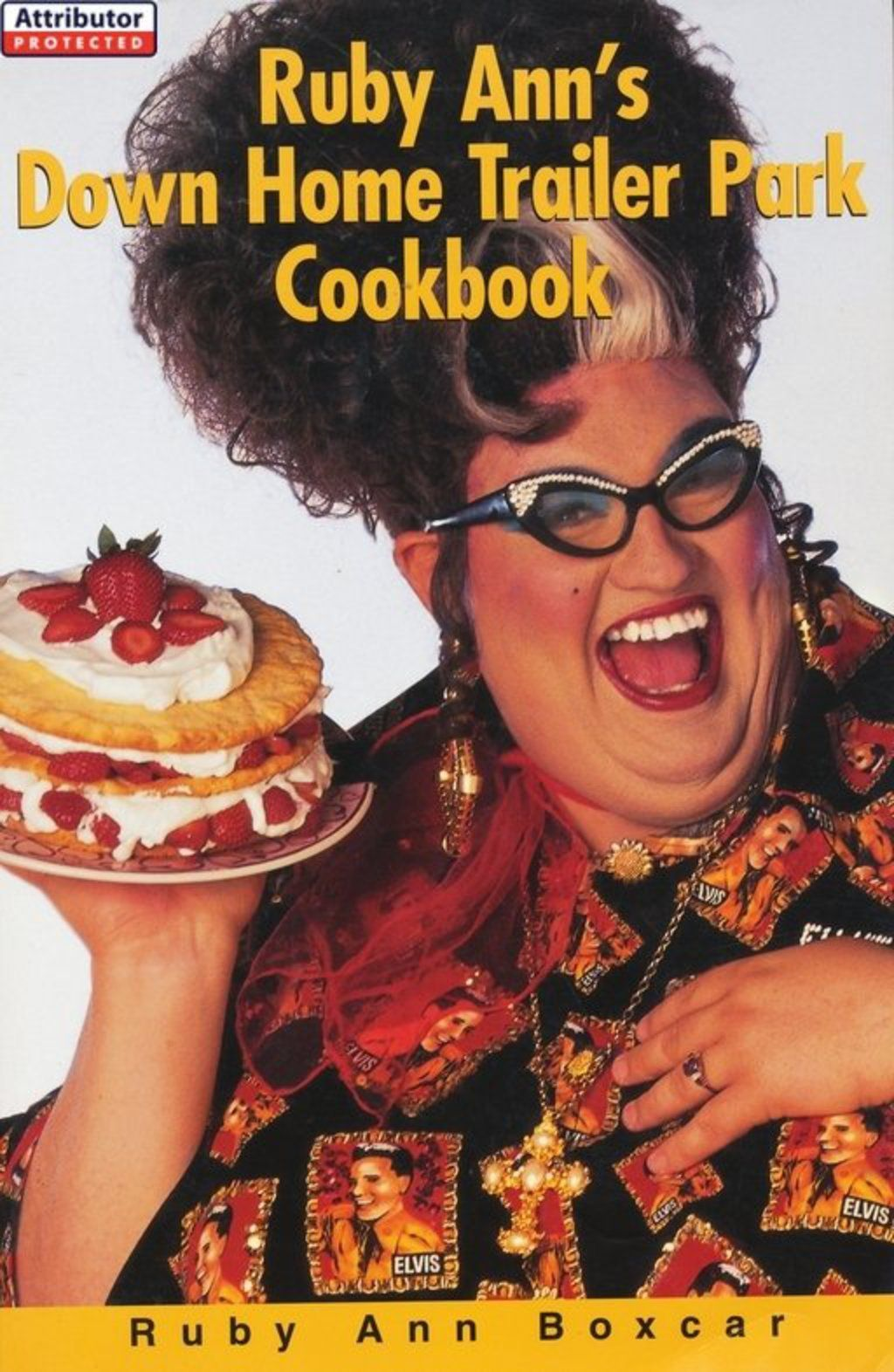 Ruby Ann's Down Home Trailer Park Cookbook (eBook) (With