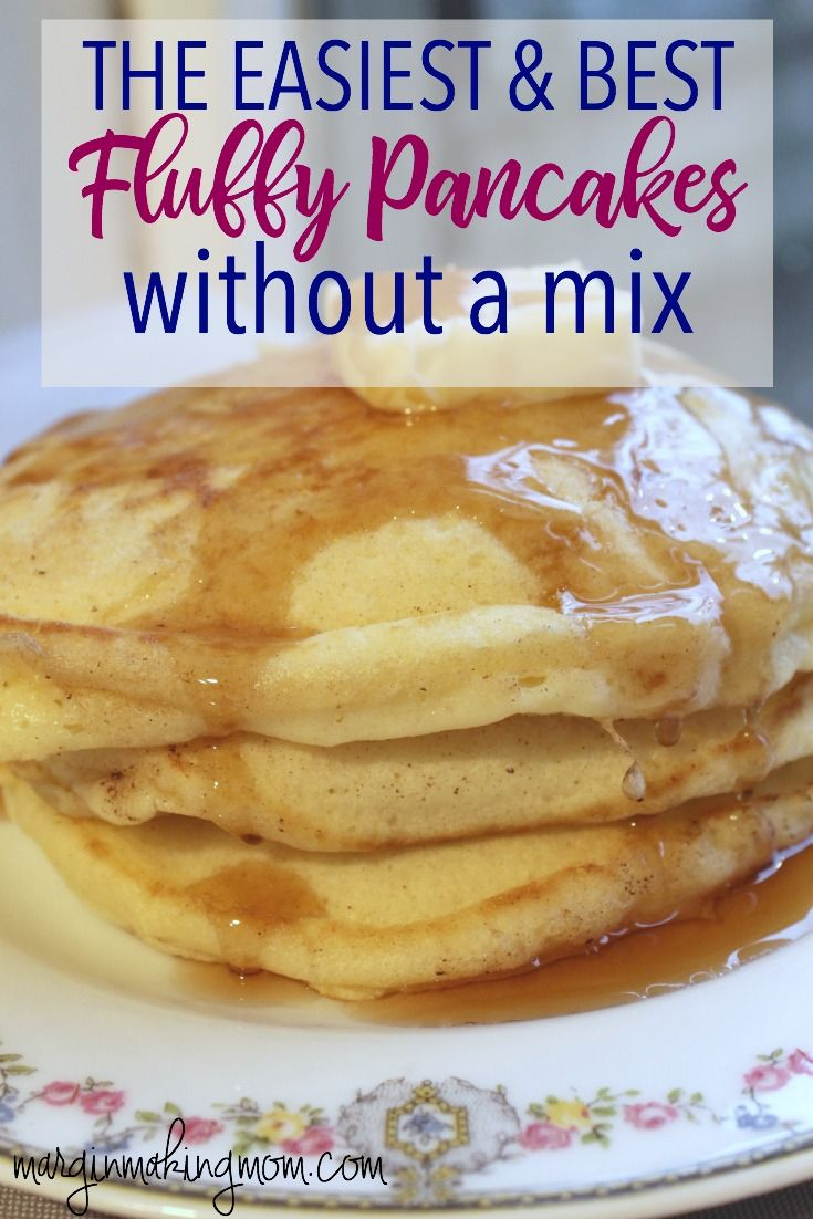 Better than the box how to make fluffy pancakes recipe pancakes better than the box how to make fluffy pancakes ccuart Images
