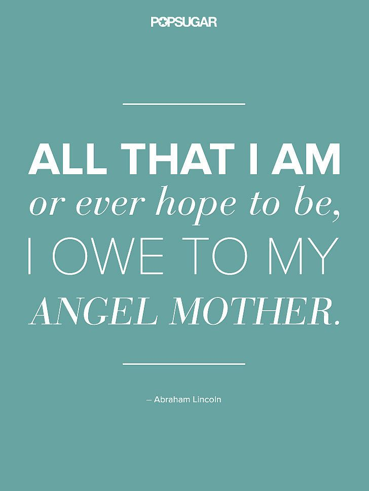 5 Quotes About Mom For Mother\'s Day | Talk In Everlasting ...