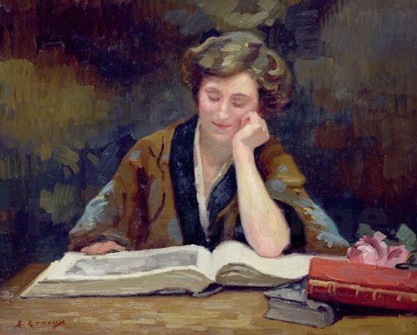 ~ Jules Ernest Renoux ~ French artist, 1863-1932: L'album