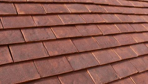 Canterbury Handmade Clay Plain Tiles True To Tradition