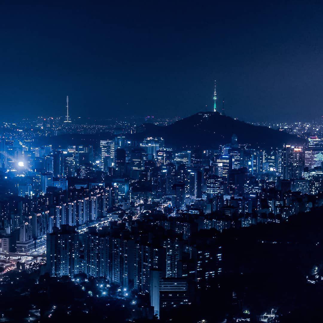 S E O U L #Seoul #Korea #neon #urban #lights #city