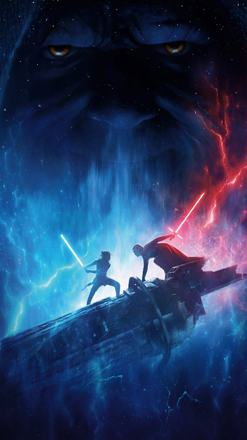 Star Wars The Rise Of Skywalker 2019 4k Ultra Hd Mobile Wallpaper Star Wars Wallpaper Iphone Star Wars Poster Star Wars Wallpaper