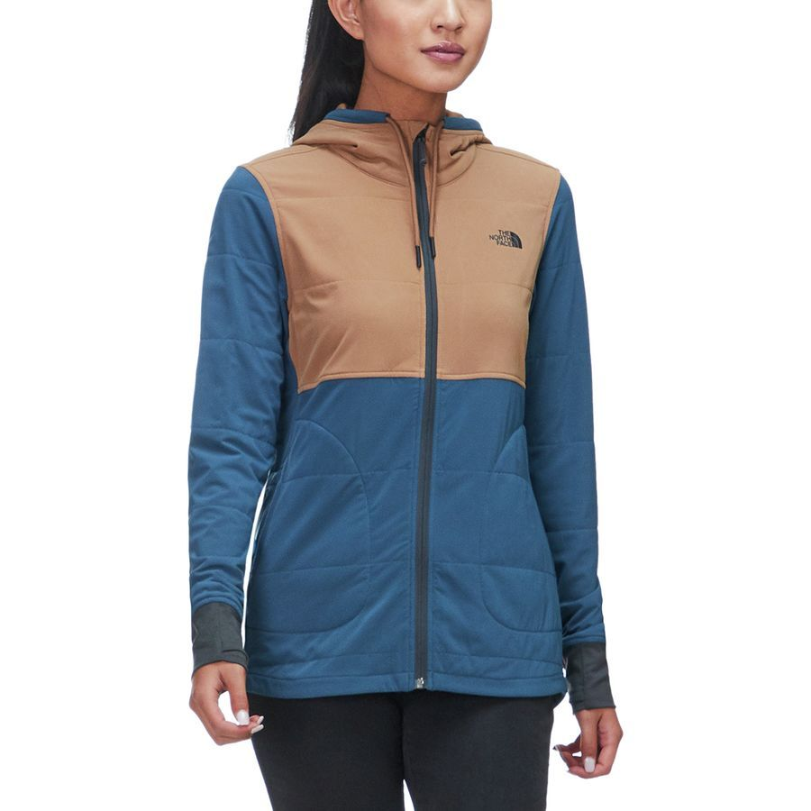 6e4aaf0ba The North Face Mountain Sweatshirt Full-Zip Hoodie - Women's | Swagg ...