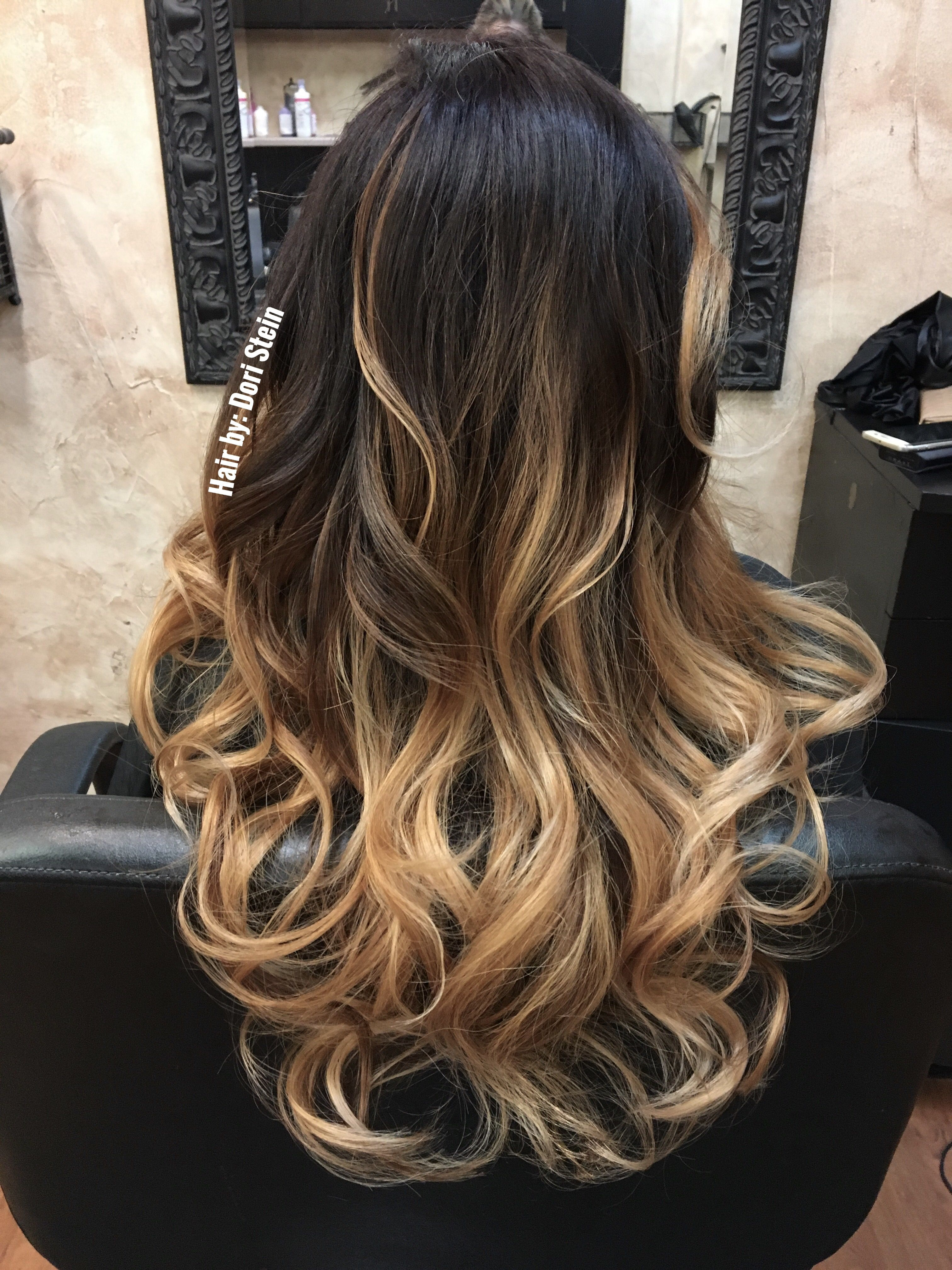 Pin By Lizzy H On Hair Dyeing Inspo Brown To Blonde Balayage Blonde Hair Tips Ombre Hair Blonde