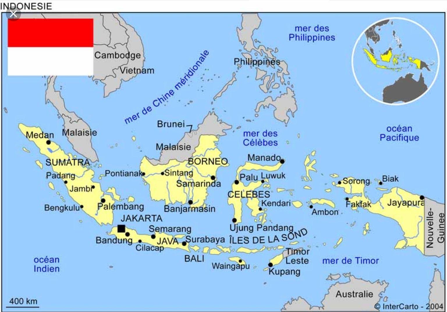 Epingle Par Celine Dionne Sur Voyage Asie Indonesie Carte Carte