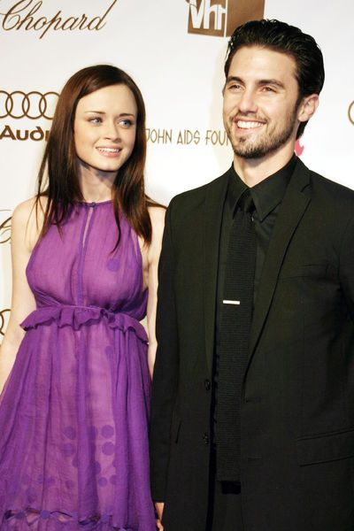 Who has alexis bledel dated
