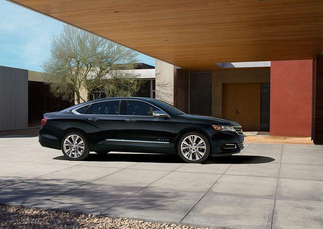 Special 2015 Chevrolet Impala Midnight Edition Coming Soon Avec