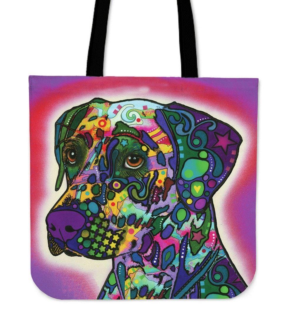Dalmatian Tote Bags