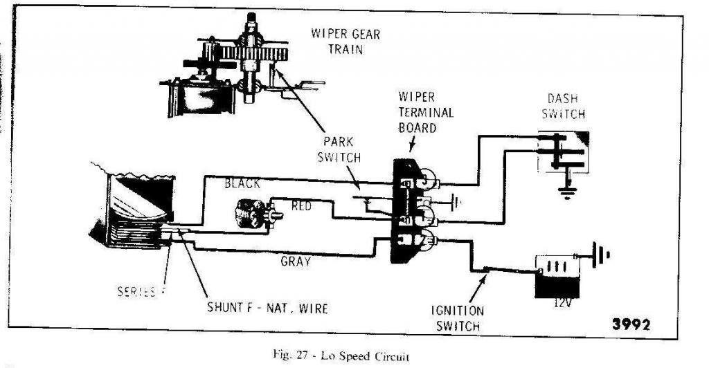 50 65 mustang wiper motor wiring diagram ld5m | 65 mustang, mustang, diagram  pinterest
