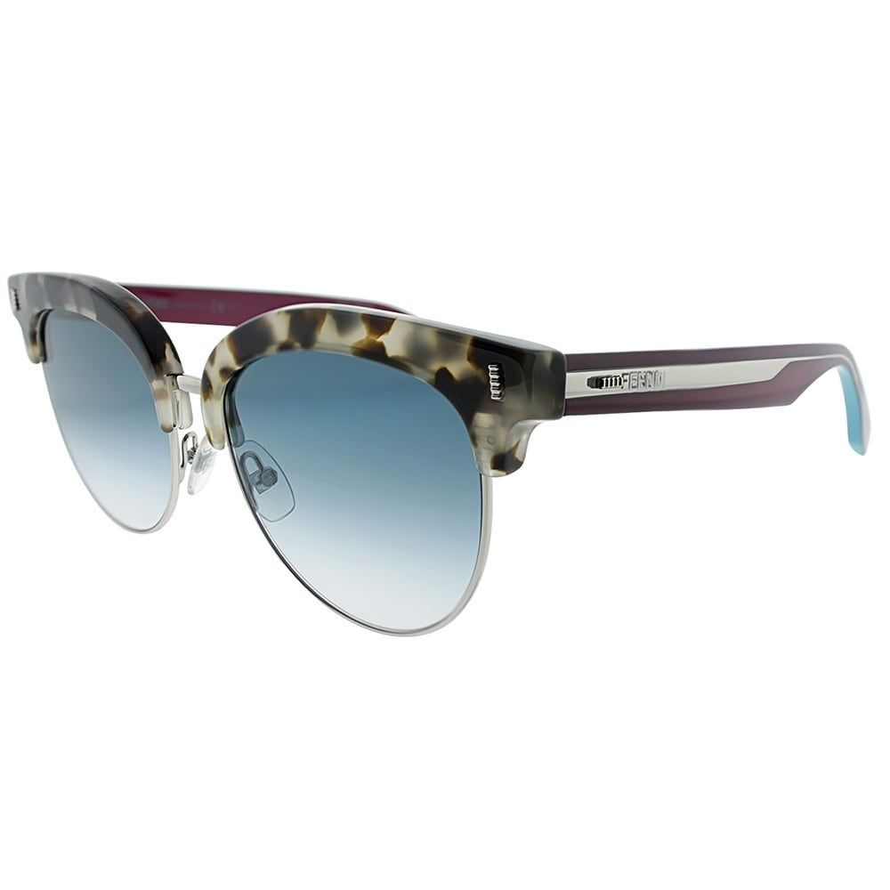 a621ade332 Dior Offset 2 Mirrored Cat Eye Sunglasses Brand New Dior Offset 2S W6Q 0T  Sunglasses. These cute sunglasses feature a pink and black t…