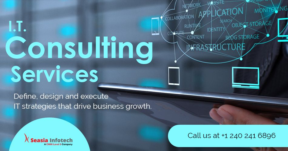Our itconsulting services help to achieve short and long