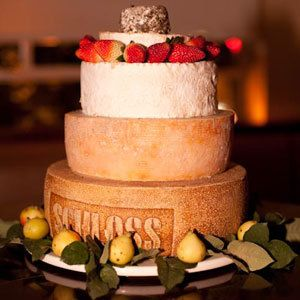 Cheese Wheel Wedding Cake From Formaggi Ocello Sydney Man