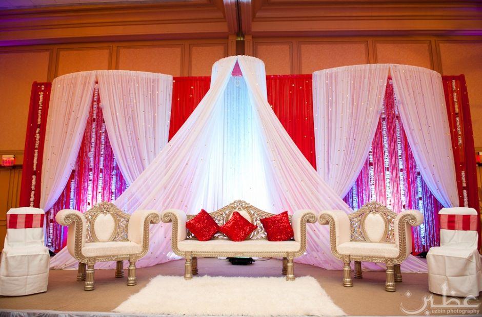 Reshma and Bilal - Nikkah at the Renaissance Waverly Hotel ...