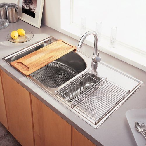 American standard 7510103075 culinaire 39 inch dual level kitchen american standard 7510103075 culinaire 39 inch dual level kitchen sink with drain board workwithnaturefo