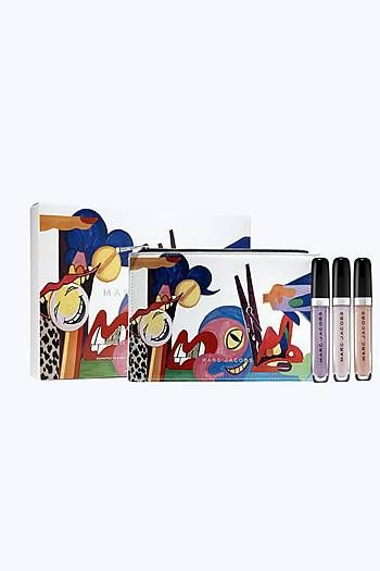 Enamored With a Twist - 3-piece Enamored Hi-Shine Gloss Lip Lacquer Collection by Marc Jacobs Beauty #8