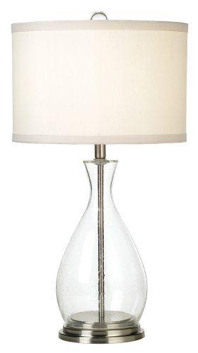 Pacific Coast Lighting Lucidity Table Lamp Pacific Coast Lighting http://smile.amazon.com/dp/B0007U0GIY/ref=cm_sw_r_pi_dp_cTSPvb1748QQV