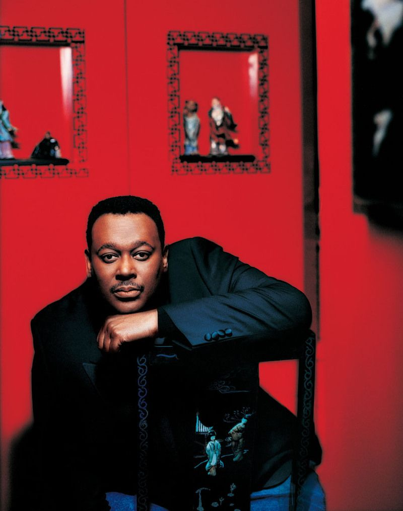 luther vandross never too much