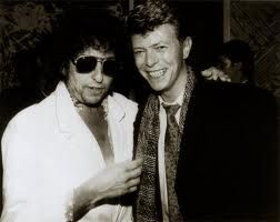 Bobby and Bowie