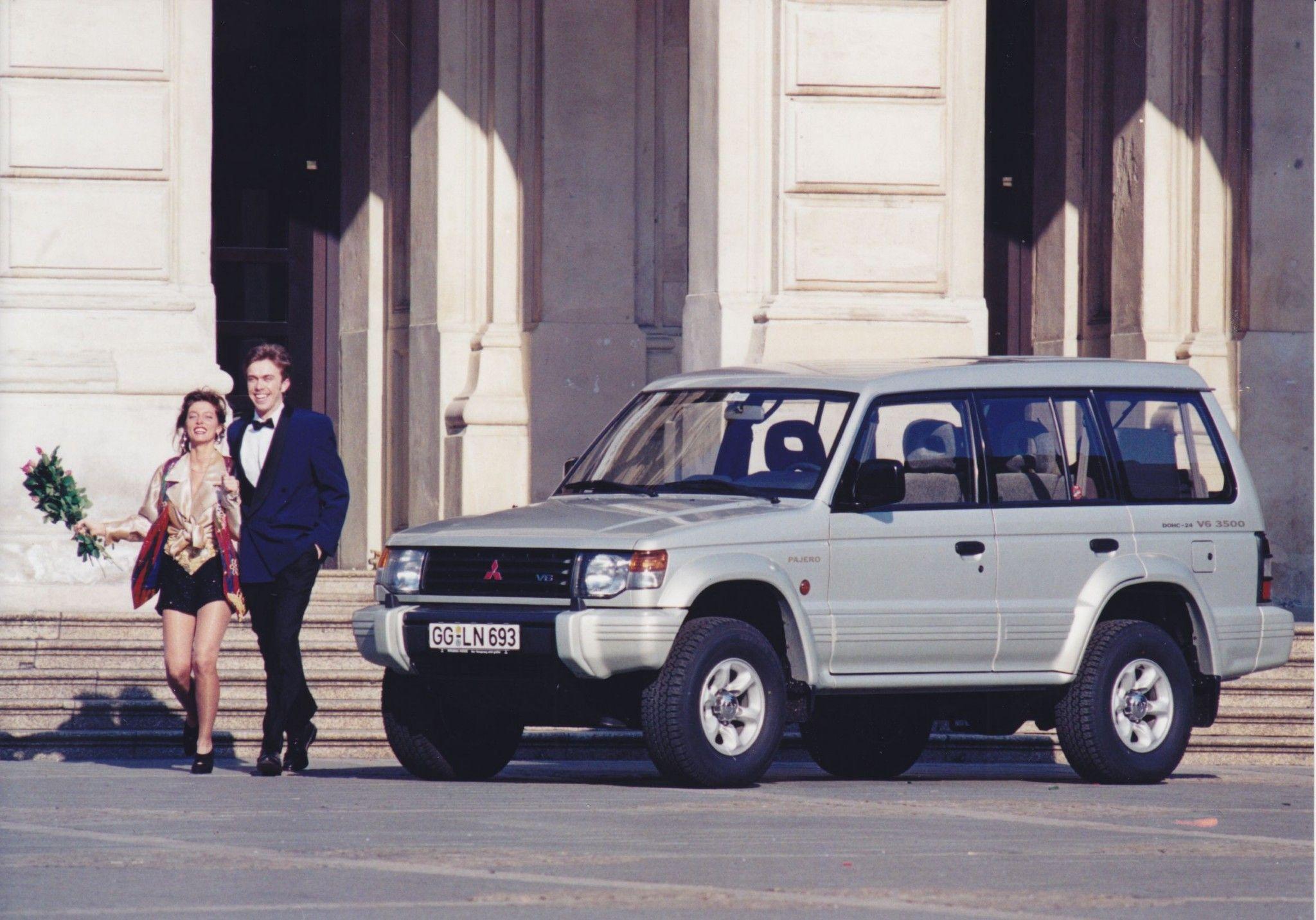 Mitsubishi Pajero Wagon 1991 97 In 2020 Mitsubishi Pajero Mitsubishi Car Manufacturers