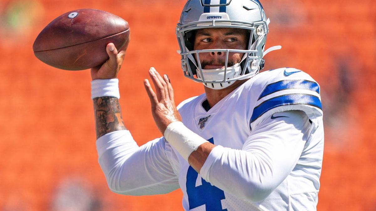 Cowboys vs. Packers odds, line NFL picks, Week 5